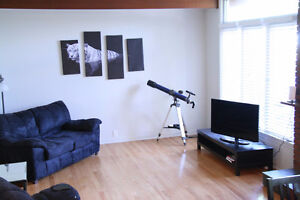 Room rental in house near Algonquin Carleton- motorcycle parking