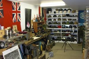 Large Militaria Collection for sale