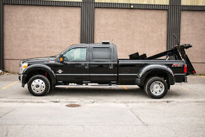 2016 Ford F-450 Super Duty, Tow Truck, Dualie