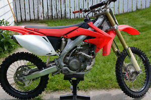 Honda Crf450r with Athena Kit