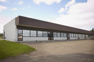 Mall for sale/lease In Redwater!