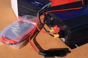 RV Travel Inverter SAMLEX Pure Sine PTS-300-12 300W