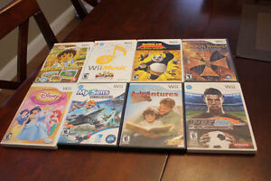 Used Wii games - $5 each