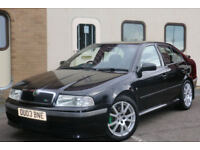 Skoda Octavia 1.8 vRS bargain price to clear!! NO OFFERS!!