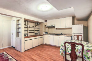 Renovated Basement Apartment in Scarborough
