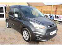 2014 FORD TRANSIT CONNECT 200 TDCI 115 LIMITED L1 H1 SWB LOW ROOF VAN SWB DIESEL
