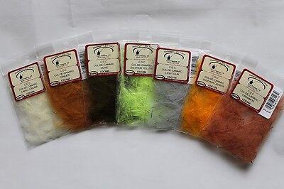 C D C  Cul De Canard Assorted Colors