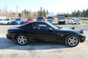 1996 MAZDA RX-7 RIGHT HAND DRIVE