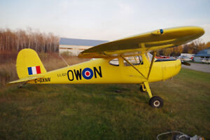 **PRICE REDUCED!** 1947 Cessna 140 For Sale or Trade