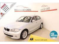2004 54 BMW 1 SERIES 1.6 116I SE 5D 114 BHP