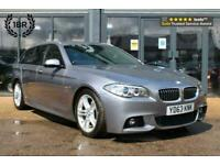 2013 BMW 5 Series 2.0 520d M Sport Touring 5dr Estate Diesel Automatic