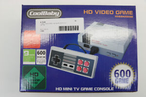 **FUN** Cool Baby HD Video Game Console - 1884