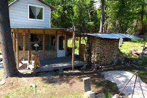 Hunting / Snowmobiling Cabin - Commanda (North Bay)