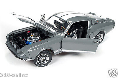 Gt Hardtop (1967 Shelby GT 350 Hard Top to commemorate the 50th year of Shelby models+Bonus )
