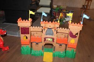 Castle & Figurines