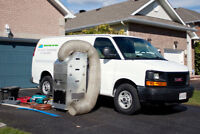 Fall Special! $50OFF Residential duct cleaning services