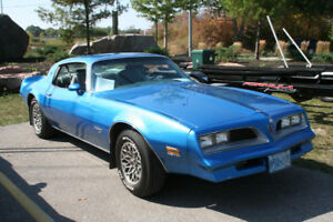 1978 Firebird Espirit