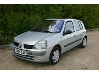 2004 Renault Clio 1.4 done 83809 Miles with Good SERVICE HISTORY and long MOT