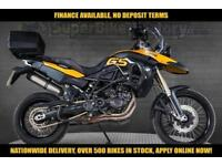 2009 09 BMW F800GS 800CC 0% DEPOSIT FINANCE AVAILABLE