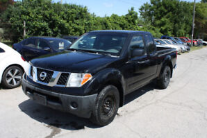 2007 Nissan Frontier XE Super Cab 2.5L AS IS Special!