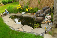 Pond Liner *** Make your landscaping one to desire this summer