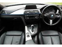 2016 BMW 3 Series 2.0 320D M SPORT 4d 188 BHP Saloon Diesel Automatic