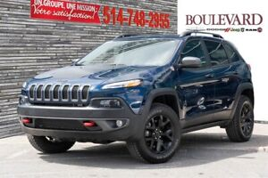 Jeep Cherokee 4X4 / TRAILHAWK / TOIT PANORAMIQUE 2018