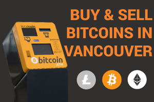 Buy Bitcoins in Vancouver! (100% SAFE + NO ID NEEDED)