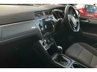 2018 Volkswagen Touran 1.6 TDI 115 SE Family 5dr DSG Auto Estate Diesel Automati