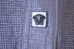 VERSACE amazing jacket new WITH TAGS XS shiny shimmering