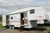Terry 285S 5th Wheel