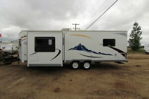 2008 R-Vision Trail Bay 27DVS