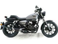 Keeway K-Light 125cc Custom Cruiser Retro Classic style motorcycle