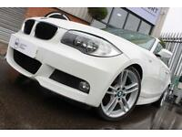 2012 62 BMW 1 SERIES 2.0 120D M SPORT 2D 175 BHP DIESEL