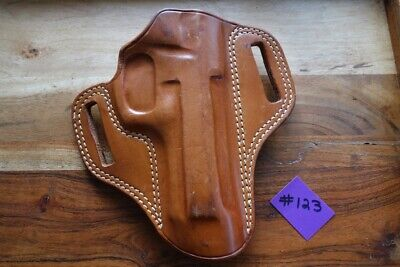 Galco CM202 Combat Master Concealment Holster Right Hand Tan Beretta 92F 92FS Galco Combat Master Concealment Holster