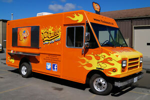FOOD TRUCK---MARKETING TRUCK WE MAKE THEM.