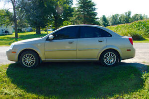 MUST GO ASAP! 2005 CHEVY OPTRA - $800 O.B.O.