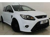 2010 10 FORD FOCUS 2.5 RS 3DR 300 BHP