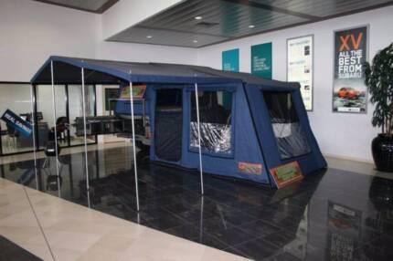 Austrack Camper Trailer Tent (Only) 12′ 1200mm Drop