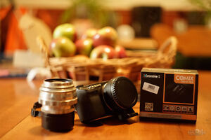 Sony Nex-6,adapteur canon,Jupiter 9 85mm,chargeur