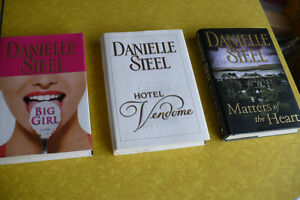 DANIELLE STEEL ( 3 NOVELS ) $ 6.00 each