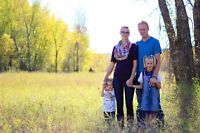 {Mimsical Photography // summer family portrait session}