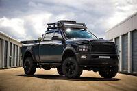 MLine Custom Sled/ATV Truck Deck /w Infiniboard Polymer Decking