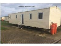 Primrose valley 3 bedroom 8 berth ref PRA16