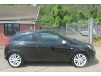 2014 64 VAUXHALL CORSA 1.2 STING (BRAND NEW CLUTCH FITTED) 3DR