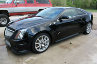 2011 Cadillac CTS CTSV Coupe (2 door)