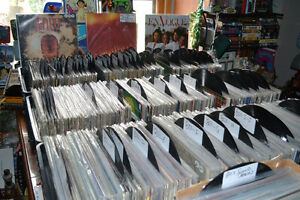 WOW! 1000's! of USED VINTAGE RECORDS! A few Turntables as well! London Ontario image 9