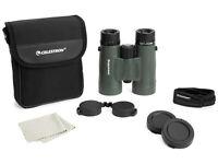 Mint Condition, Celestron Nature DX 8x42 Binoculars