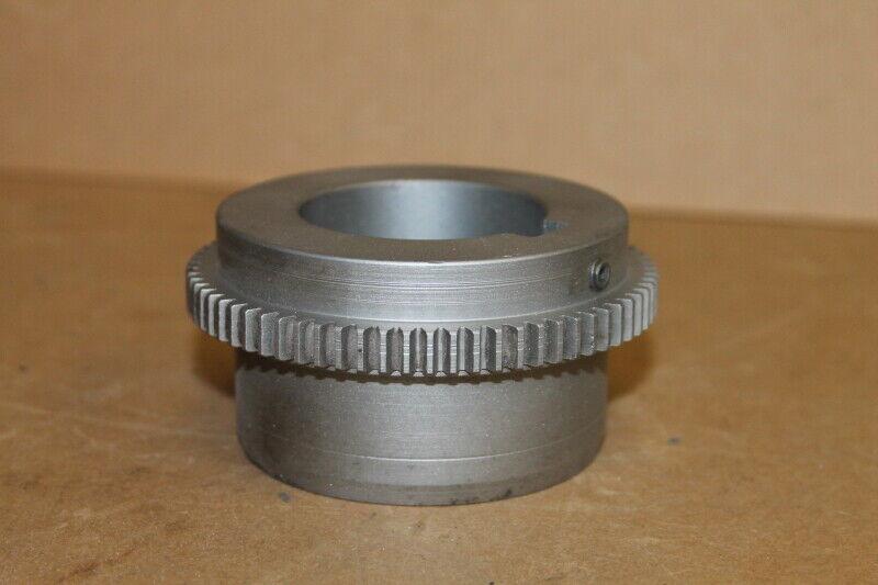 """Gear coupling hub, 1 7/8"""" bore, MC-17 B, Link Belt"""