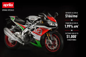 APRILIA HALIFAX YOUR MARITIME APRILIA DEALER AMAZING DEALS